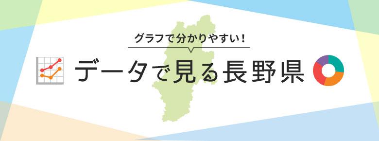 データで見る長野県